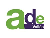 Logotipo ADE Valles